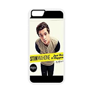 Austin Mahone iPhone 6 Plus 5.5 Inch Cell Phone Case White L2988434
