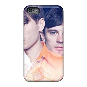 Perfect Cell-phone Hard Cover For Iphone 6 With Provide Private Custom Fashion Franz Ferdinand Band Pattern TimeaJoyce