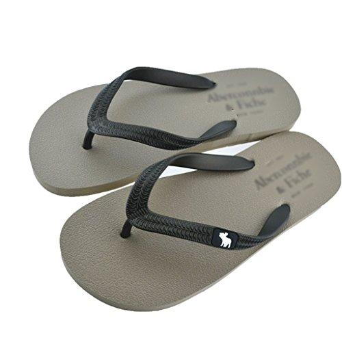 color Gray Red de Beach sólido de deporte 8 para 6 5 Zapatillas verano Sandalia hombres 9 WeiLuShop Color de ocasionales antideslizante Size Talla Bathing gXHwAq