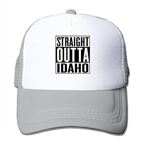 Straight Outta Idaho Sports Caps (The Falls Bar Idaho Shop)