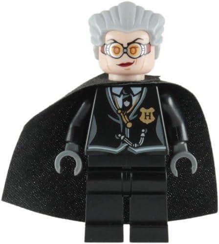 LEGO Harry Potter - Figura de Madame Hooch con Dos Expresiones ...