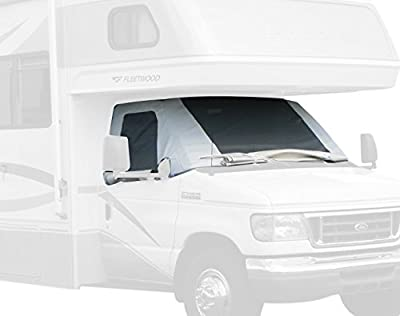 ADCO 2501 Clear RV Windshield Cover