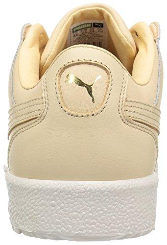 Puma Sky II Lo Natural Piel Zapato de Baloncesto