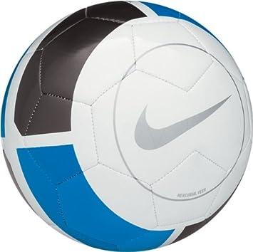 Nike Mercurial VEER Balón de fútbol blanco whiteblue