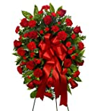 Basket of Light - Flowers For Funeral - Funeral Flower Arrangements - Funeral Plants - Same Day Funeral Flowers - Condolence Flowers
