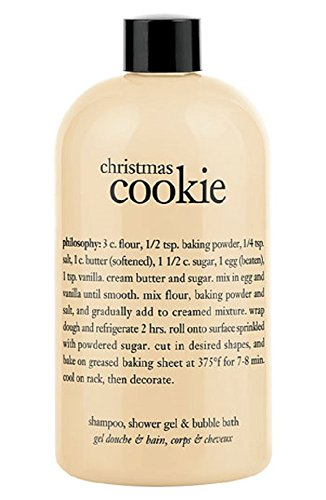 (Philosophy Flavor Shower Gel, Christmas Cookie, 16 oz.)