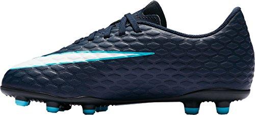 Nike Jungen Fußballschuhe Blau