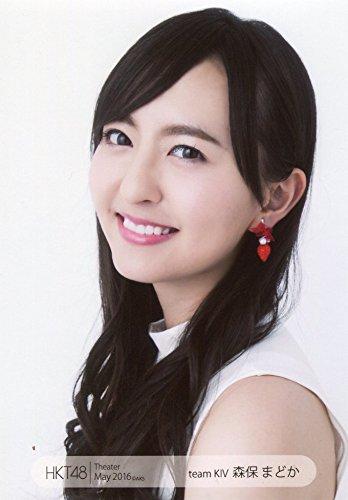 博多美人・HKT48森保まどかが「みんなのマドンナ」のワケ