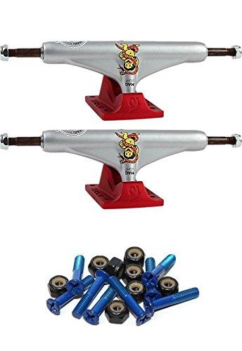 目立つ飾り羽コンテンポラリーTensor Trucks MAG Light Snake 5.75