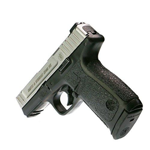 Foxx Grips -Gun Grips Smith & Wesson SD9, SD40, SD9VE & SD40VE (Rubber Grip Enhancement)