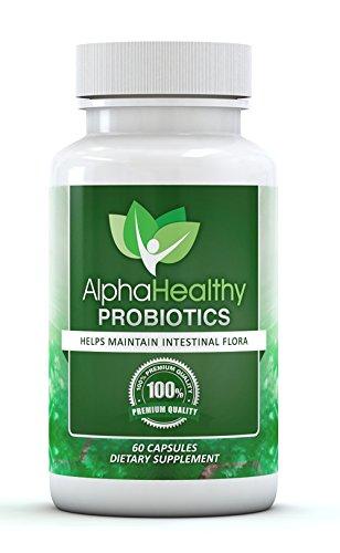 Probiotiques - * # 1 Évalué * personnalisé formule naturelle assure une santé optimale pour femmes, hommes et enfants! - Améliorer votre système immunitaire, de l'énergie, la santé du côlon, la digestion et la perte de poids Aide - scientifiquement formul
