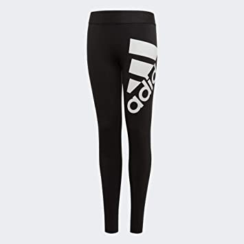 how to buy new appearance 100% authentic adidas Yg Mh Bos Tight Collant Fille: Amazon.fr: Sports et Loisirs