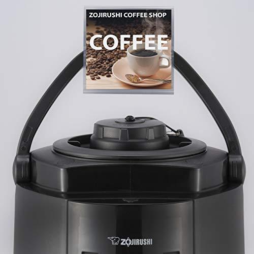 SY-BA60 Thermal Gravity Pot Beverage Dispenser (1.5 Gallon) by Zojirushi (Image #8)