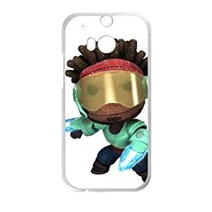 Fashion image DIY for HTC One M8 Cell Phone Case White Wasabi Big Hero 6 BAM2939504