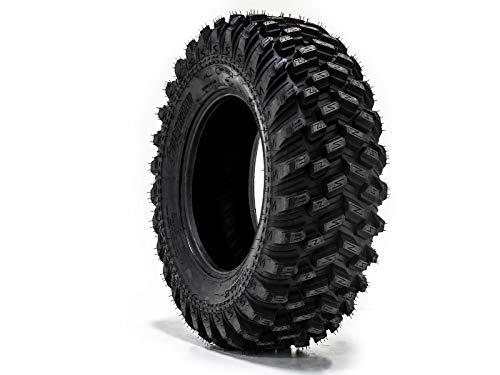 SuperATV XT Warrior Off Road Tire - 35x10-15 - for Polaris, Can-Am, Kawasaki, Yamaha, Honda, Arctic Cat, Rock & All Terrain UTV/ATV - 35