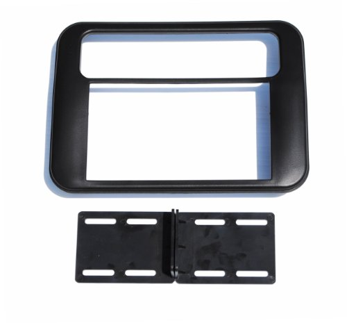 Double Din Aftermarket Stereo Radio Installation Install Dash Kit Fits Pontiac Firebird/Trans Am 1993 1994 1995 1996 1997 1998 1999 2000 2001 2002 (1995 Pontiac Trans Am Accessories)