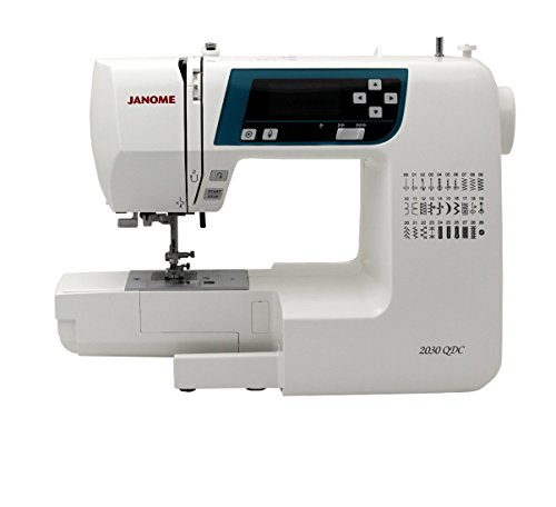 Janome 2030QDC-B Computerized Quilting and Sewing Machine with Bonus Quilt Kit (Janome Sewing Kit)
