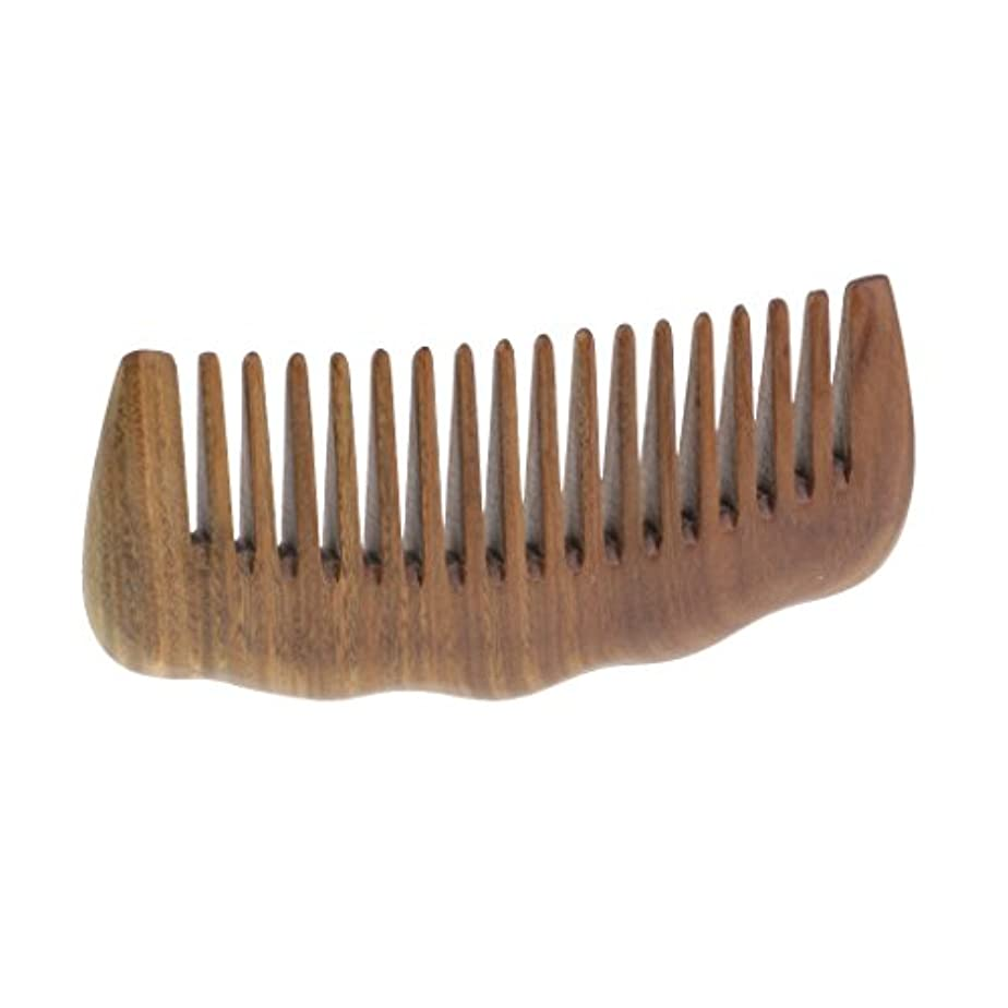メイン特性流行しているSharplace ヘアコーム 木製櫛 ヘアブラシ