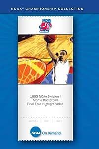 1993 NCAA(r) Division I Men's Basketball  Final Four Highlight Video