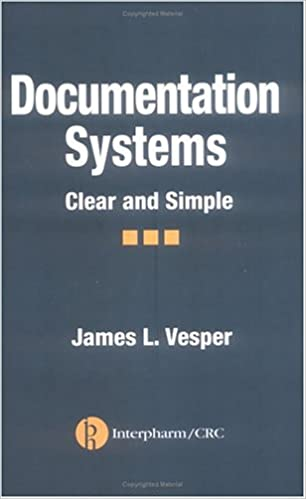 Documentation Systems: Clear and Simple: 9781574910506