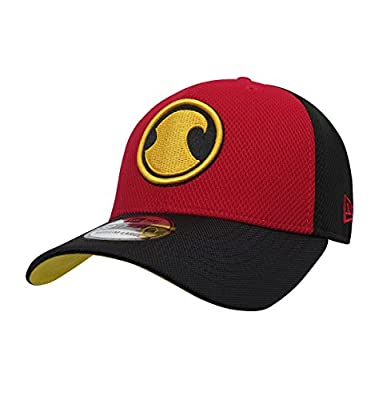 Red Robin Logo Armor 39Thirty Fitted New Era Hat