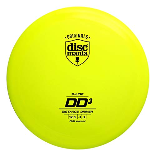 Discmania S-Line DD3 Distance Driver Golf Disc [Colors May Vary] - 173-175g