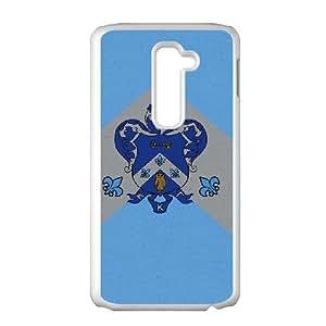 Kappa Kappa Gamma LG G2 Cell Phone Case White Delicate gift AVS_721015