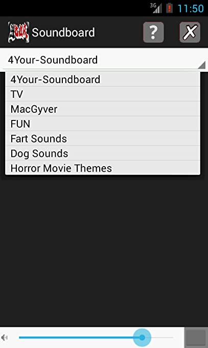 Amazon com: Your Soundboard: Appstore for Android