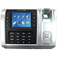 FingerTec Time Attendance TA200 Plus Color Fingerprint + RFID Time Clock