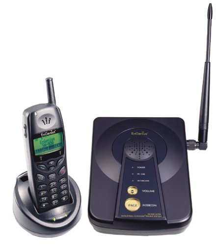 EnGenius SN920ULTRA 900 MHz DSS Expandable Cordless Phone