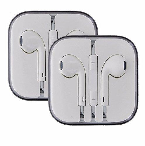 apple earphones with remote - 2