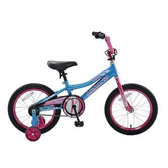 "Upland Dragonfly 16"" Girls Bike"
