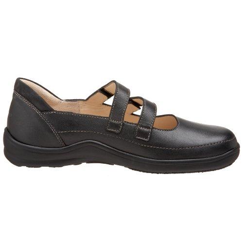 35 black Deslizador Senhoras Xerez Preto Finncomfort qFIXI