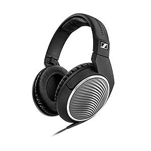 Sennheiser HD-471-G Over-Ear Headphones for Android (Black)