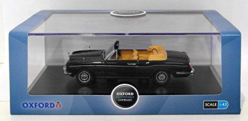 Model Car Dark Blue Ready-made, Rolls Royce Corniche Convertible Rhd