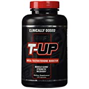 Nutrex T-Up Mega Testosterone Booster Dietary Supplement - 120 Caps