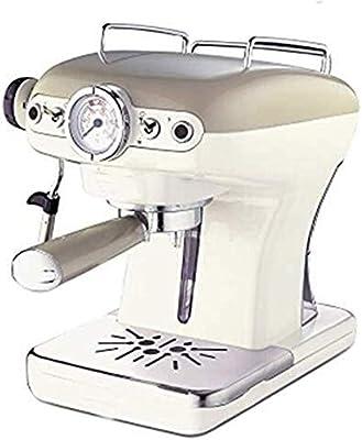 Dsnmm Cafetera Máquina de café, máquina de Espresso hogar ...