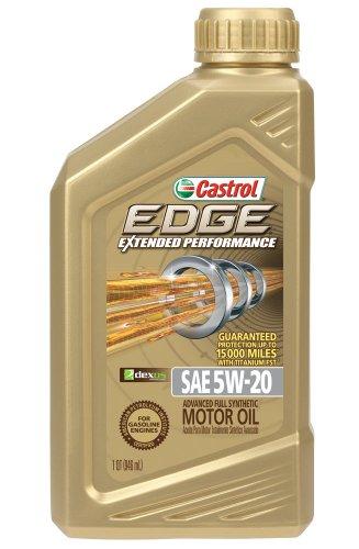 castrol edge 5w 20 - 6