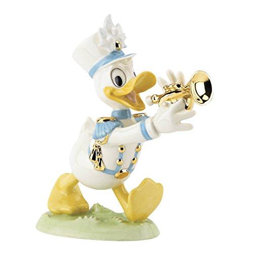 Lenox Classics Disney's Band Leader Donald Duck - Figurine Duck Donald