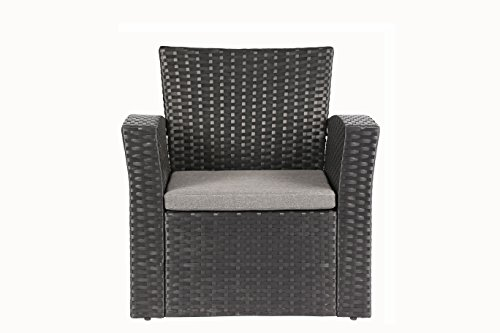 Baner Garden Furniture Complete PE Living