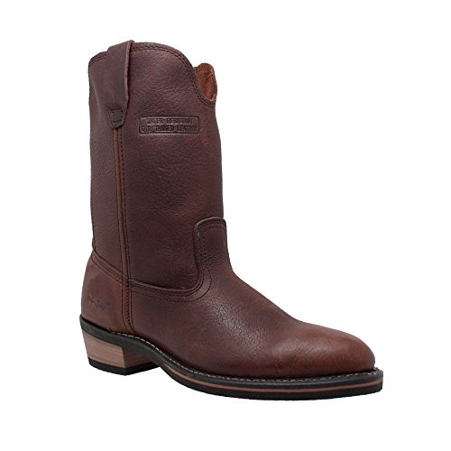Adtec Men's 12 inch Ranch Wellington, Reddish, 9 W US - Ranch Wellington Boots
