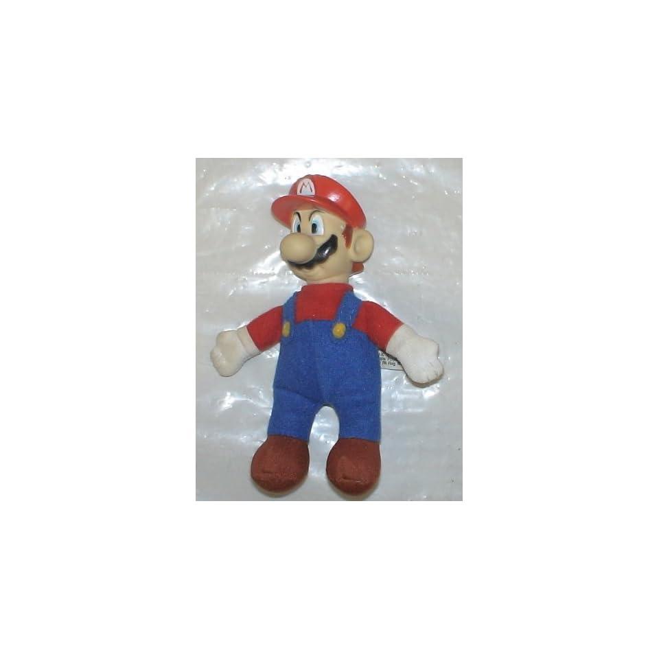 Vintage Nintendo Super Mario Bros. 3 Plush Figure