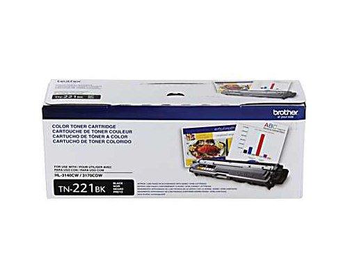 Brother HL-3170CDW Black Toner Cartridge  2,500 Pages