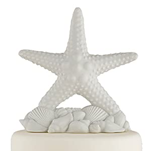41BKRRE5IVL._SS300_ Beach Wedding Cake Toppers & Nautical Cake Toppers