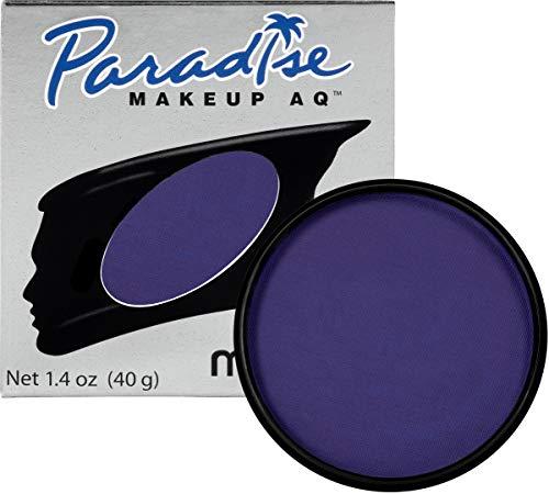 Mehron Makeup Paradise Makeup AQ Face & Body Paint (1.4 oz) (Violet) -