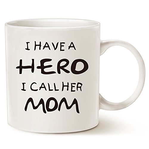 MAUAG Mothers Day Christmas Gifts for Mom Coffee Mug, I Have...