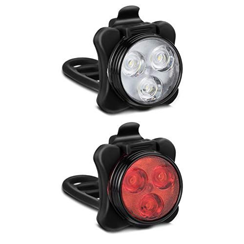 AKALE Rechargeable Bike Light