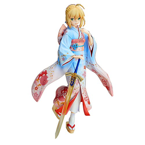 Fate/stay night[Unlimited Blade Works] セイバー 晴着ver. 1/7 完成品フィギュア (アニプレックスプラス限定) B01M24L0HS