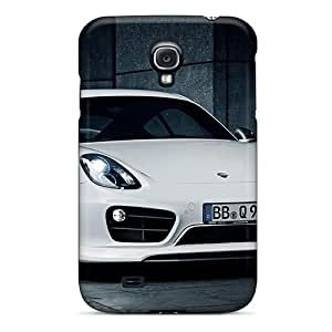 Fashion Protective 2014 Techart Porsche Cayman Case Cover For Galaxy S4