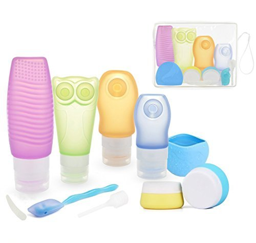 iegeek-travel-bottles-set-tsa-approved-fda-certificated-leak-proof-silicon-travel-size-containers-sq